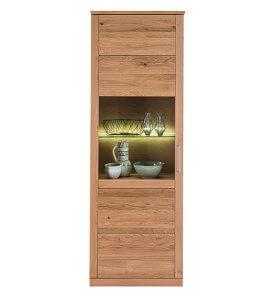 Highboard-Wohnzimmer-Buche-Glas